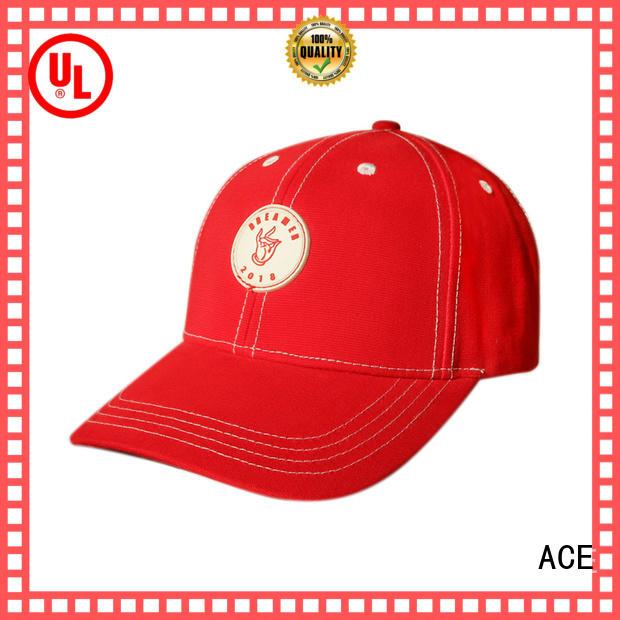 at discount custom baseball caps hats supplier for fashion