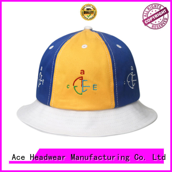 ACE on-sale bucket hat fashion free sample for fashion
