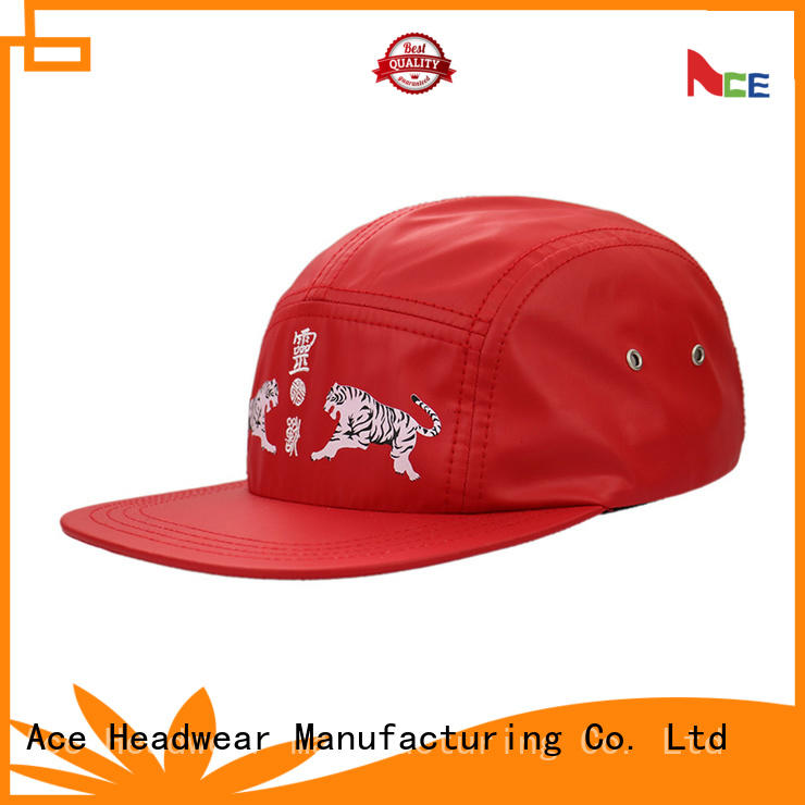 ACE blue snapback hat buy now for beauty