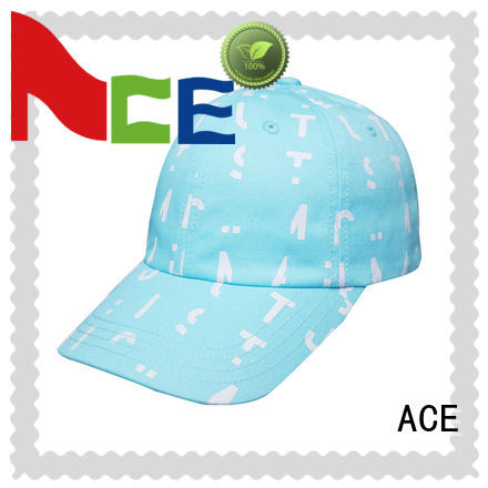 ACE sky dad caps wholesale buy now for fashion