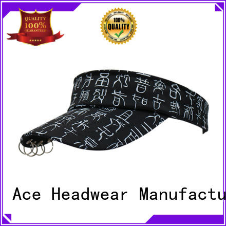 high-quality sun visor hat rings customization for beauty
