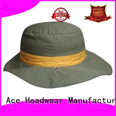 latest bucket hat with string brim supplier for fashion