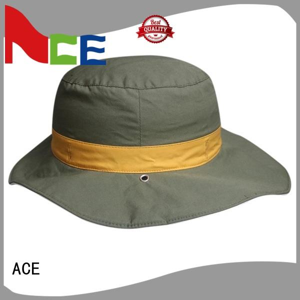 hot sale polo bucket hat for fashion