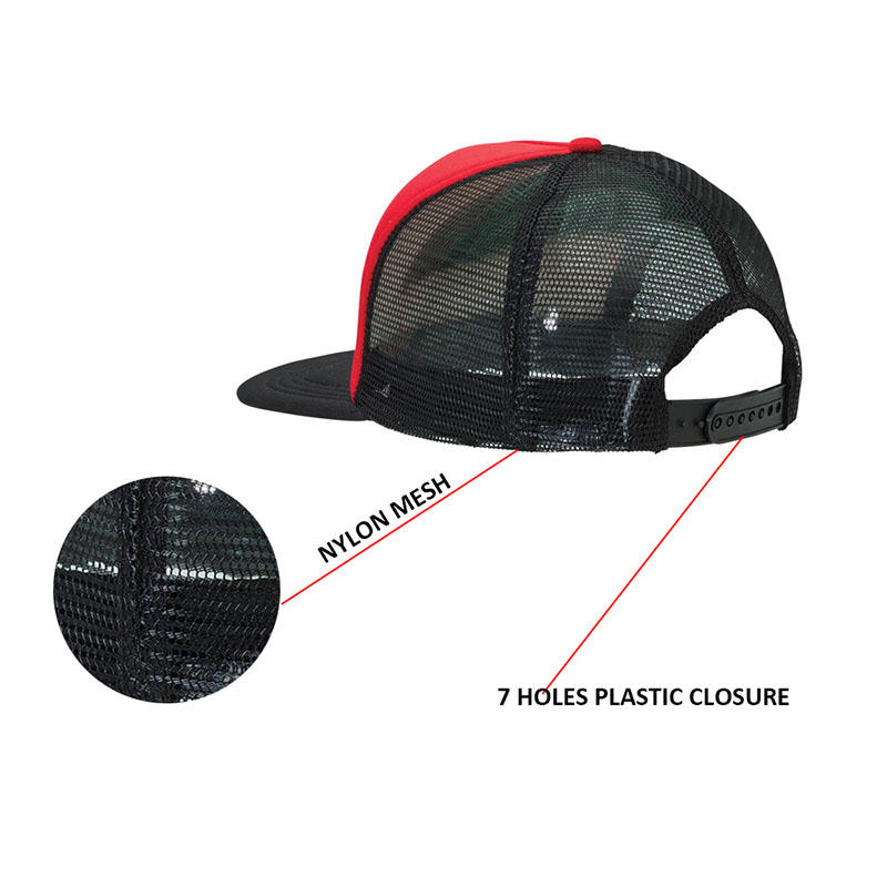 ACE portable wholesale trucker hats bulk production for fashion-2