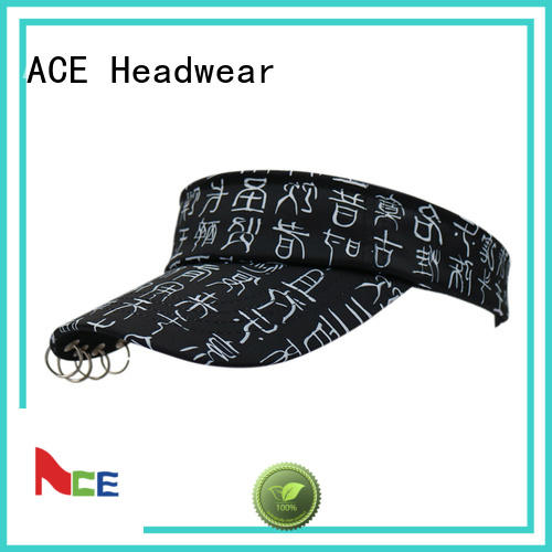 solid mesh wholesale sun visors sublimation for wholesale for fashion