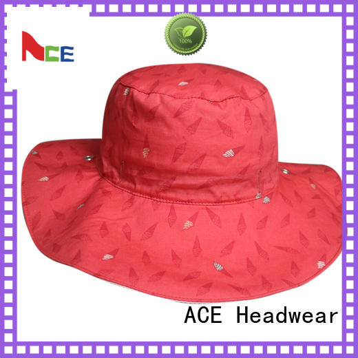 ACE solid mesh bucket hat womens get quote for beauty