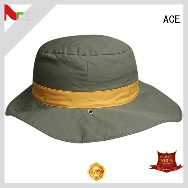 bucket white bucket hat supplier for beauty ACE