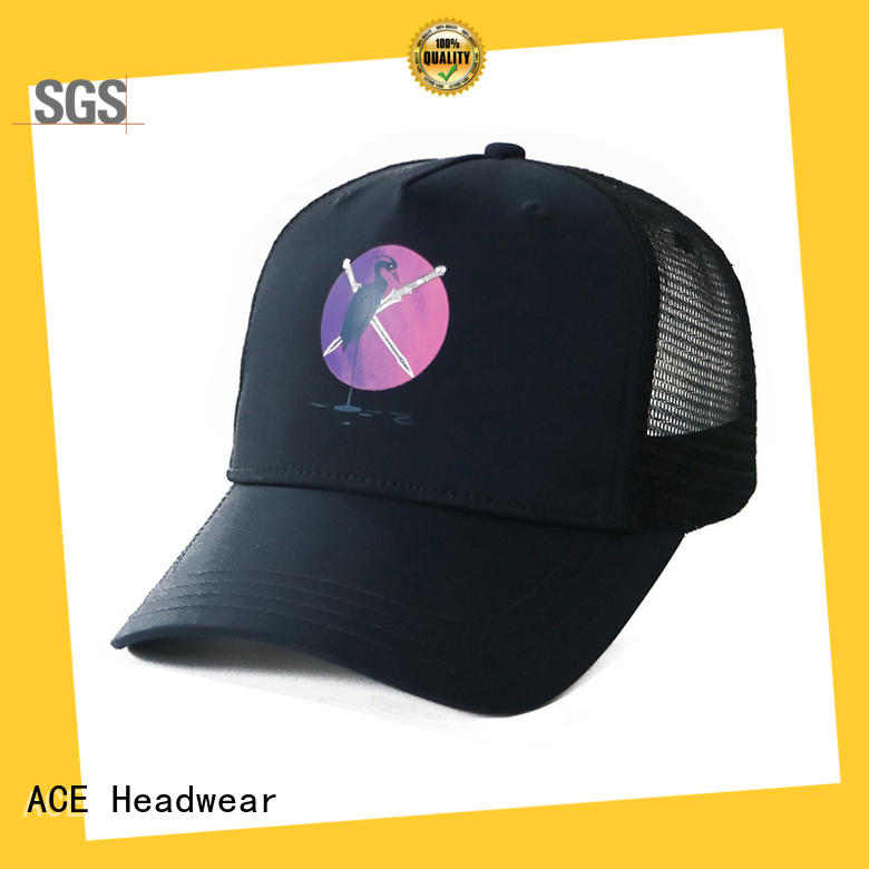 high-quality trucker cap embroidery OEM for Trucker