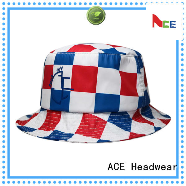 ACE latest canvas bucket hat get quote for fashion
