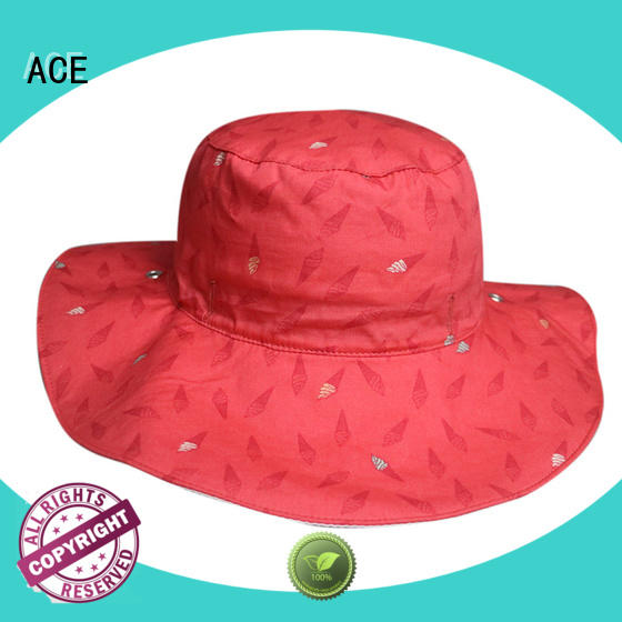 solid mesh bucket hat funny OEM for beauty