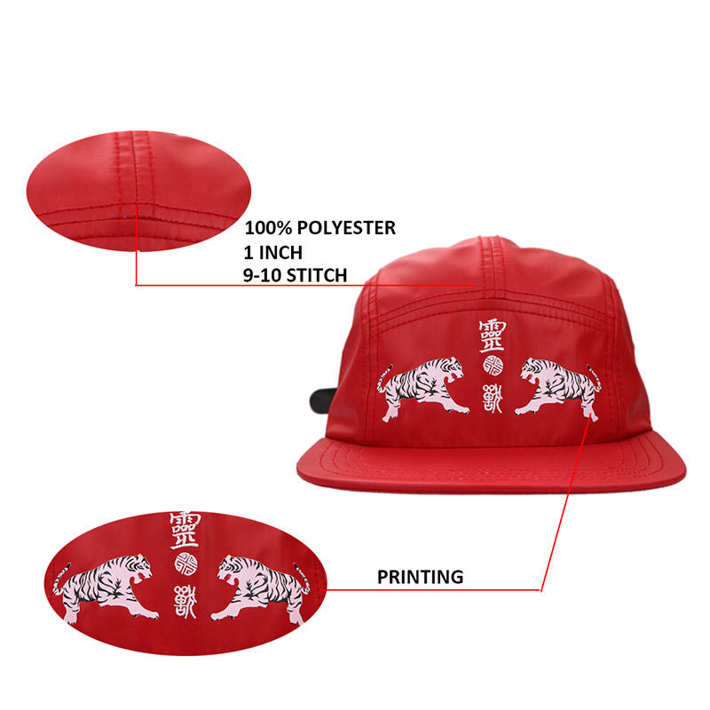 high-quality mesh snapback hats tiger get quote for fashion-1