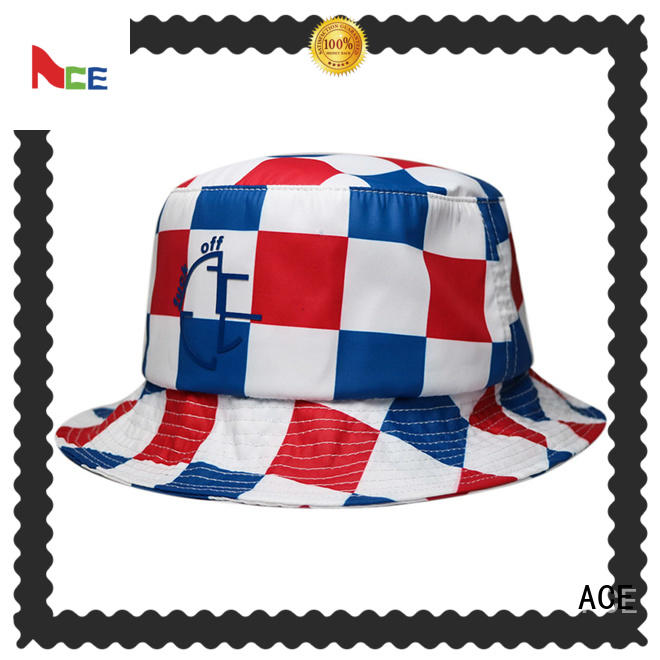 ACE durable bucket hat ODM for fashion