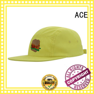 ACE funky floral snapback hats hats for beauty