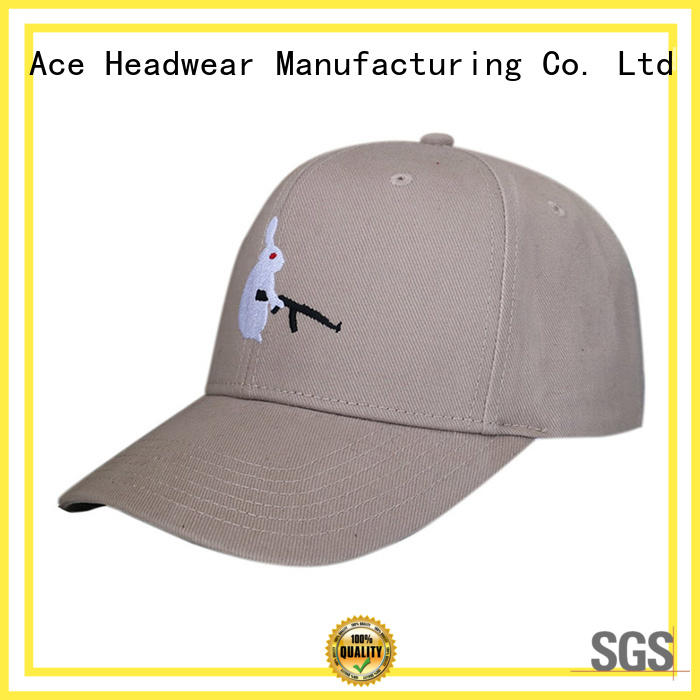 high-quality custom embroidered hats get quote for fashion ACE