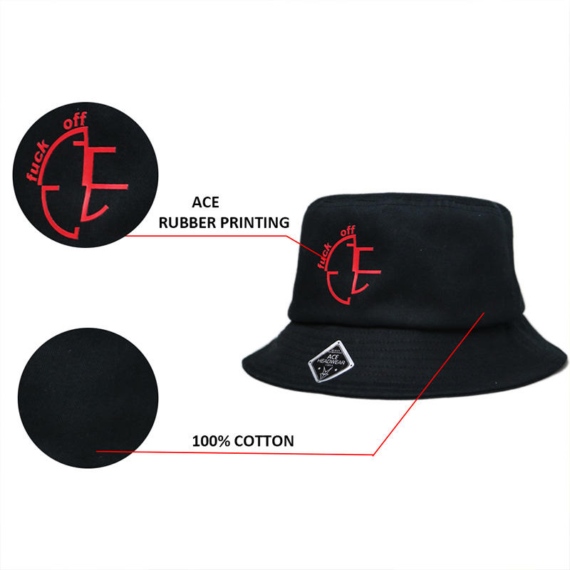ACE 100 bucket hat get quote for beauty-2