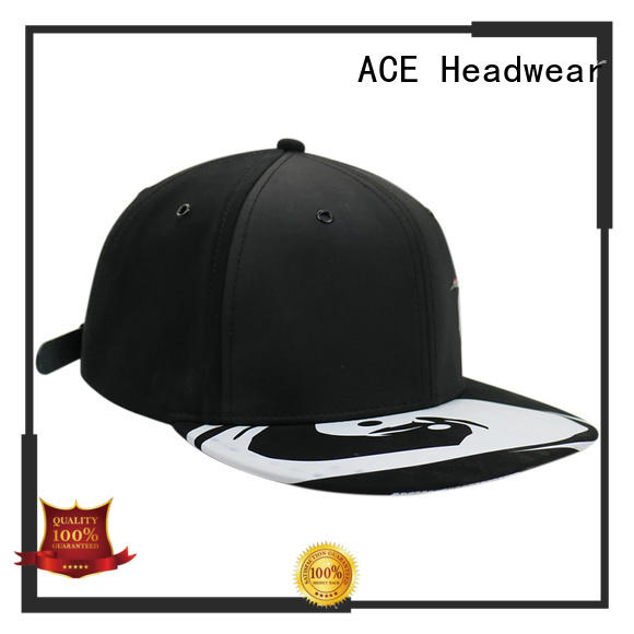 high-quality mens black snapback hats blank buy now for fashion