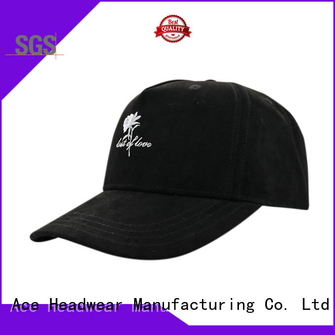 ACE glitter womens baseball cap OEM for fashion