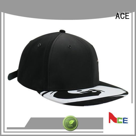 3d custom snapback hats wholesale for beauty ACE