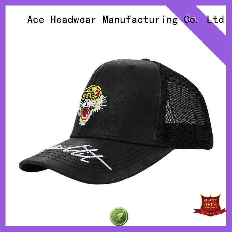 ACE caps white trucker cap buy now for fashion