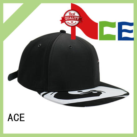 color popular snapback caps sublimation for beauty ACE