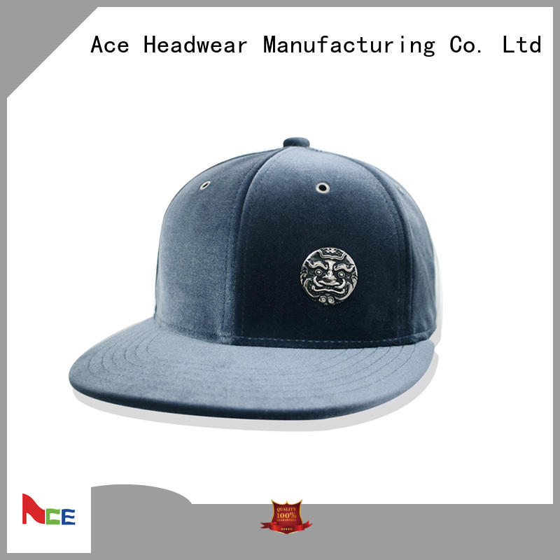 ACE at discount new snapback hats OEM for fashion