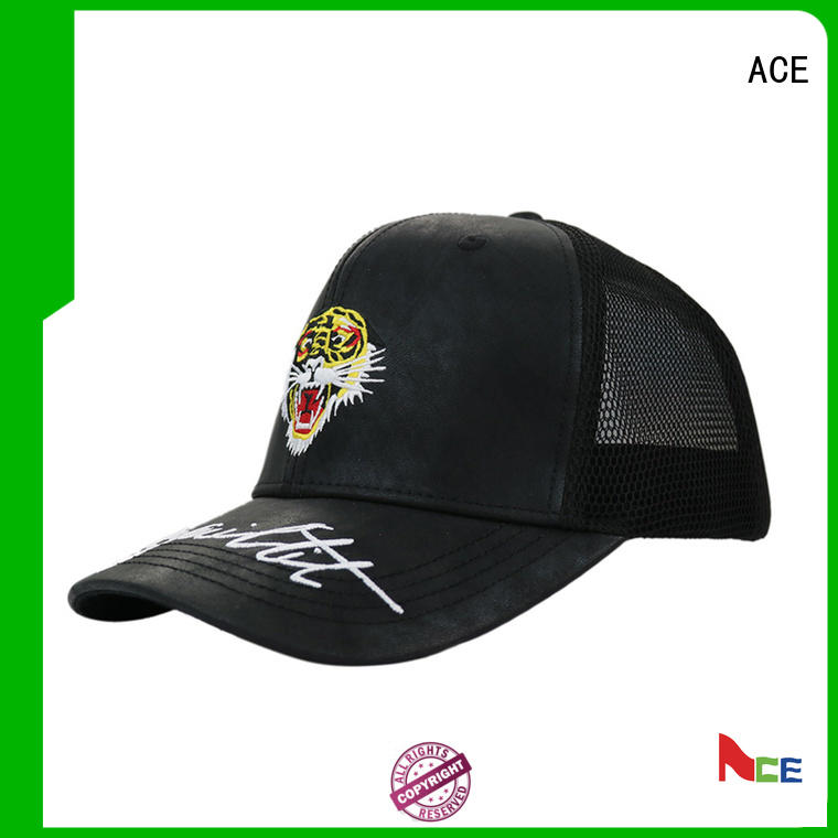 Breathable sports cap ODM for Trucker