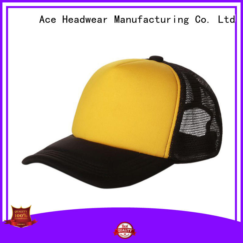 portable classic trucker cap free sample for fashion