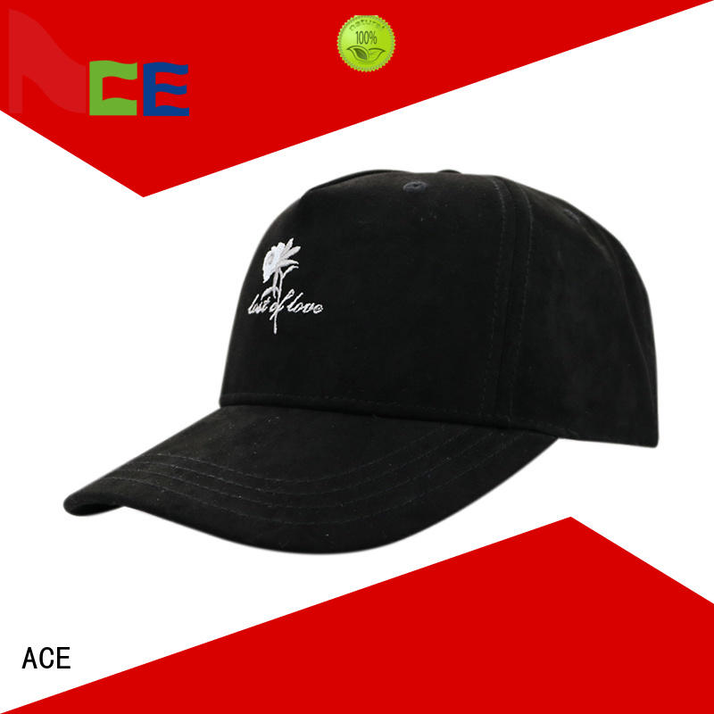 ACE hot sale cool baseball caps baseball for fashion