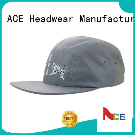 solid mesh floral snapback hats supplier for beauty