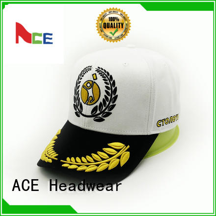 ACE flowers sequin baseball cap for wholesale for beauty