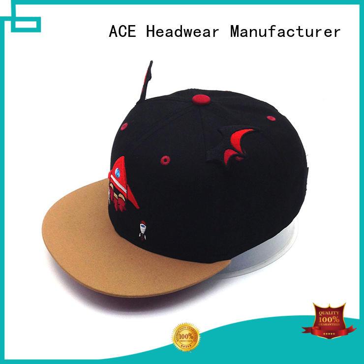 durable custom snapback hats supplier for beauty
