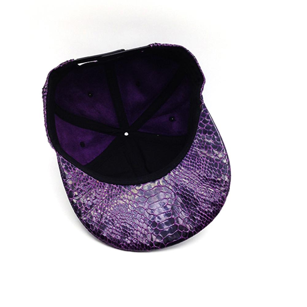 funky snapback cap blue free sample for beauty-2