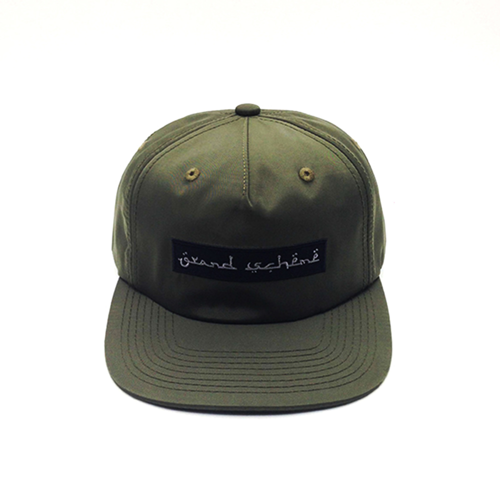 on-sale red snapback hat panel free sample for beauty-1