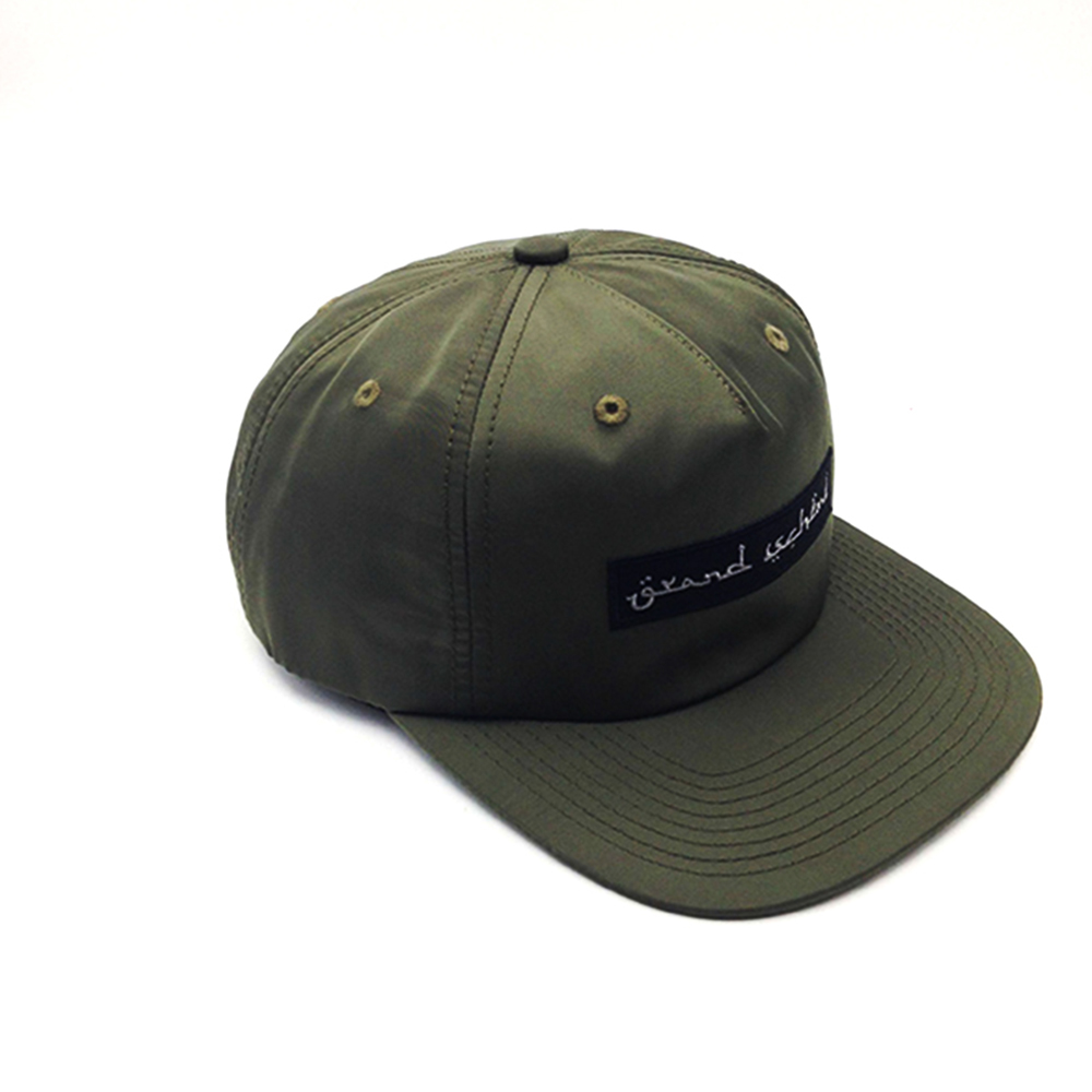 on-sale red snapback hat panel free sample for beauty-2