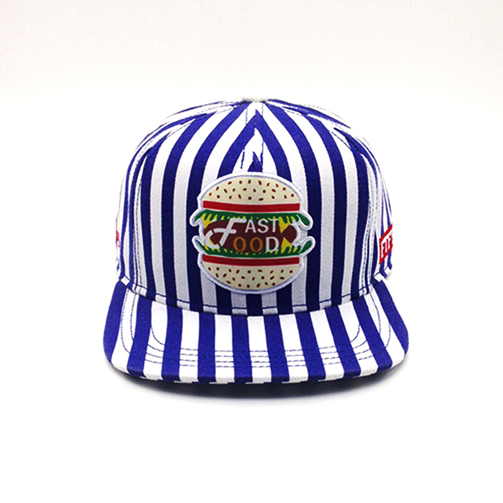 ACE solid mesh snapback cap customization for beauty-1