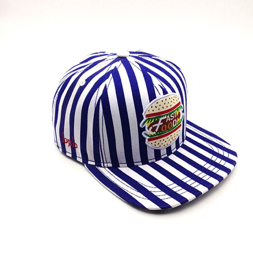 ACE solid mesh snapback cap customization for beauty-2