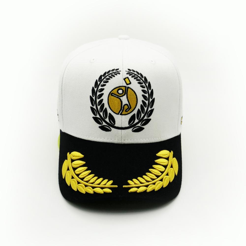 at discount green baseball cap 3d ODM for baseball fans-1