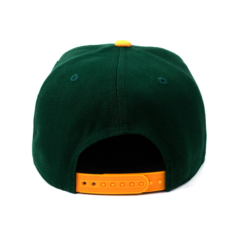 3D embroidery cool snapback hat daily used for man with good quality