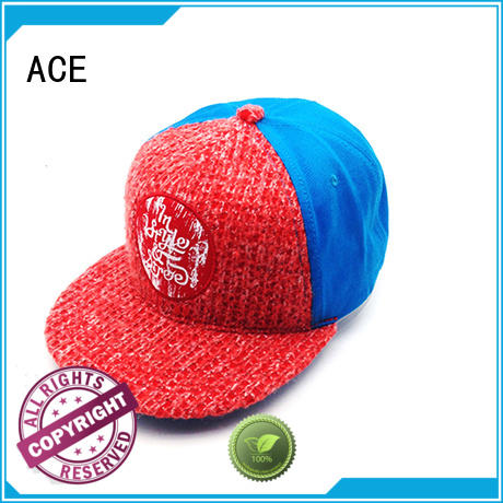 ACE on-sale personalised snapback caps for wholesale for beauty