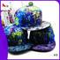 ACE green plain black snapback hats ODM for beauty