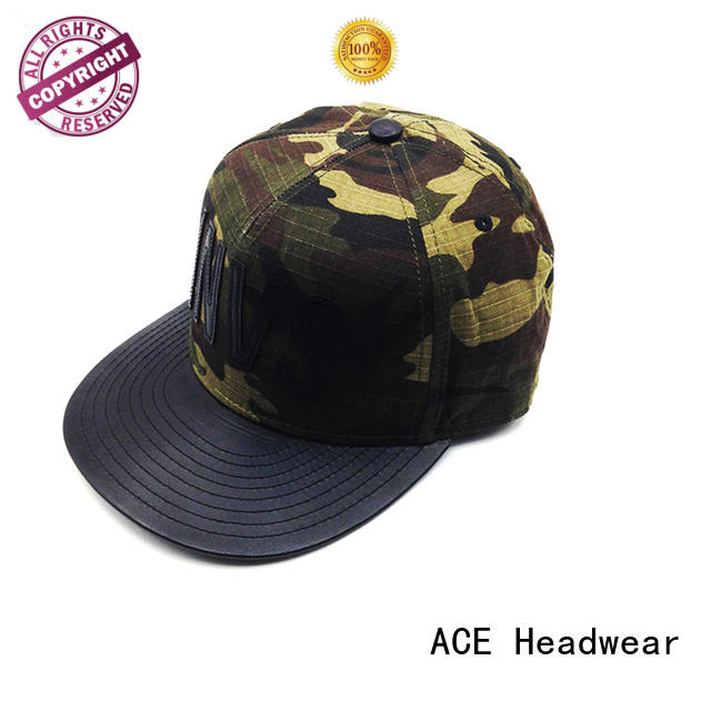stripe popular snapback hats plain for fashion ACE