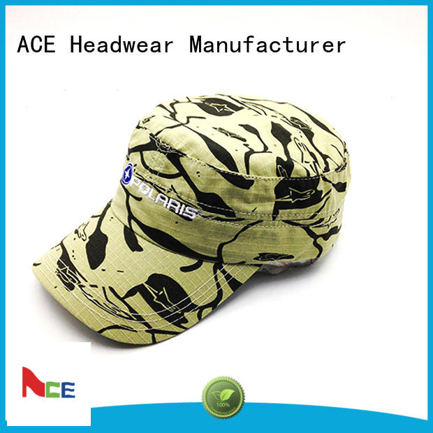 ACE latest army baseball caps buy now for fashion
