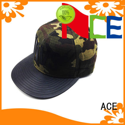 custom made snapback hats hats for fashion ACE