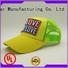 ACE durable golf cap customization for Trucker