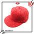 ACE high-quality plain snapback hats ODM for beauty