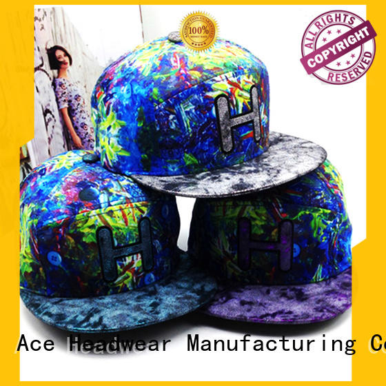 ACE on-sale best snapback hats buy now for fashion