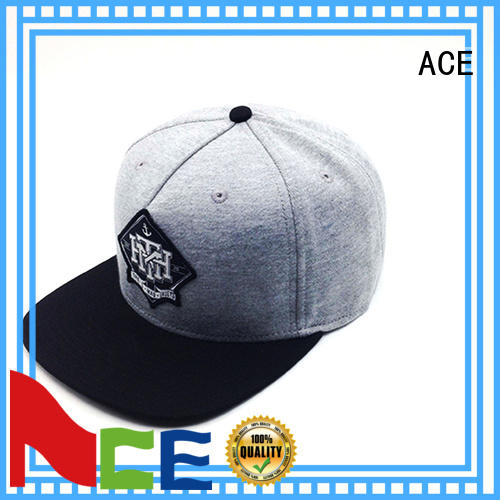 high-quality purple snapback hat get quote for beauty ACE