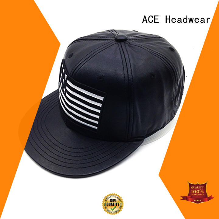 ACE funky popular snapback hats hats for fashion