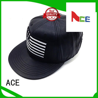 ACE printing snapback hat brands free sample for beauty