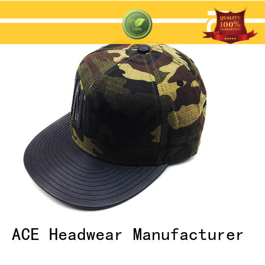 adjustable mens black snapback hats for wholesale for beauty ACE